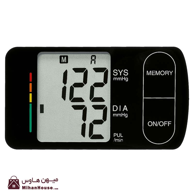 دستگاه فشارسنج خون مچی پرافی کر مدل PC-BMG 3018